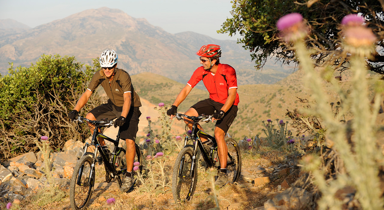Elounda crete cycling